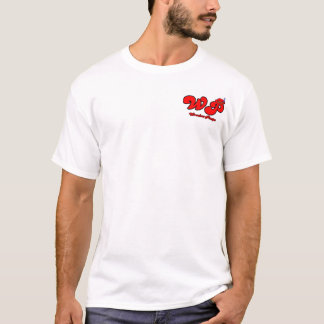 WP - Röda formatmaterier - T-shirts