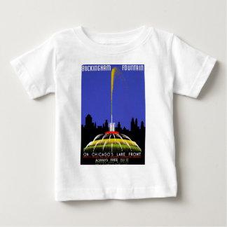 WPA - Buckingham fontän T-shirts