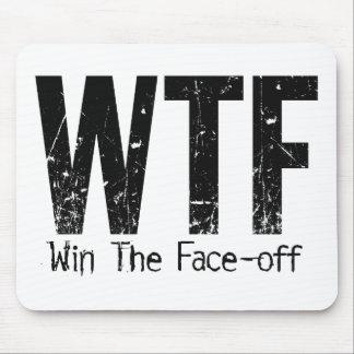 WTF: Segra Ansiktet-av (hockey) Musmatta