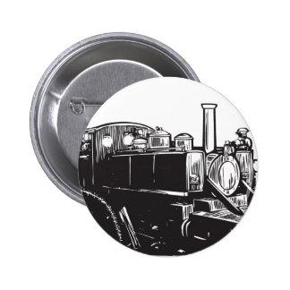 WWI tänder stånglokomotiv