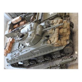 WWII-tanker Vykort