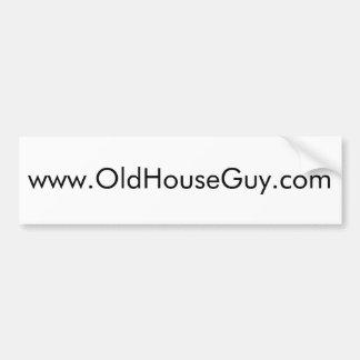 www oldhouseguy.com bildekal