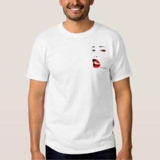 www.susanstjohn.com saints är stygga, för! tee shirts