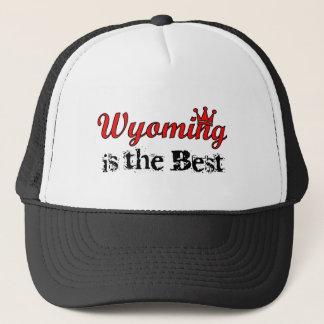 Wyoming är det bäst keps