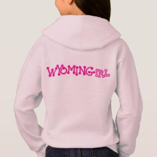 Wyoming flicka tee shirt