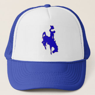 Wyoming hatt truckerkeps