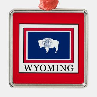Wyoming Julgransprydnad Metall
