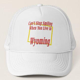 Wyoming - le truckerkeps