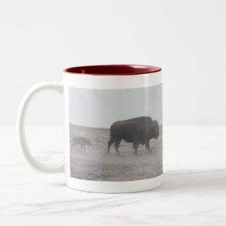 Wyoming Mugg-Buffel Två-Tonad Mugg