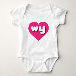 Wyoming shock rosahjärta - mini- kärlek tröja
