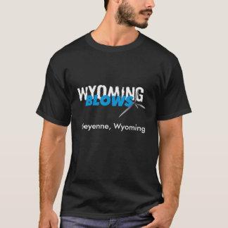 Wyoming slag//Cheyenne/blk Tröja