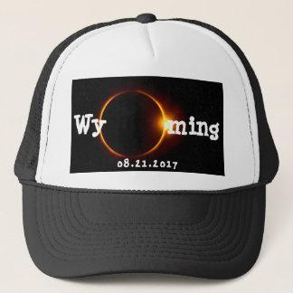 Wyoming sol- förmörkelse keps