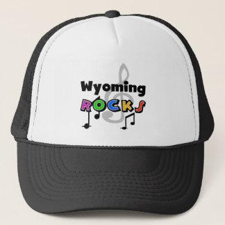 Wyoming stenar keps
