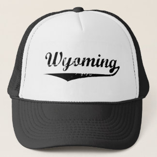 Wyoming Truckerkeps