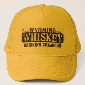 Wyoming Whiskey som dricker mästare Keps