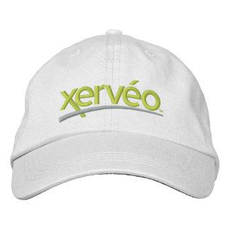 Xerveo hatt (vit) broderad keps