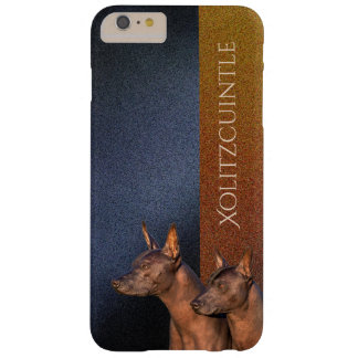 Xoloitzcuintle mobilt fodral barely there iPhone 6 plus skal