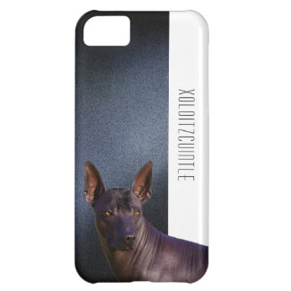 Xoloitzcuintle mobilt fodral iPhone 5C fodral