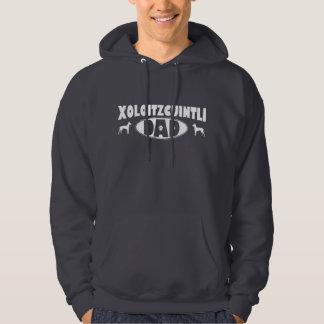 Xoloitzcuintli pappa sweatshirt