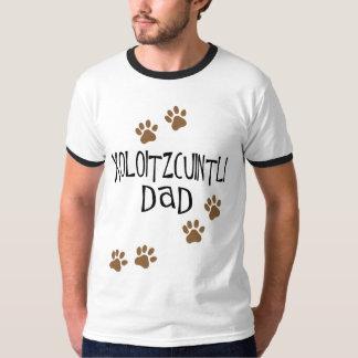 Xoloitzcuintli pappa t shirt