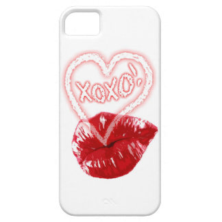 XOXO - Appell mig…! Barely There iPhone 5 Fodral