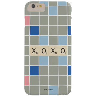 XOXO BARELY THERE iPhone 6 PLUS SKAL