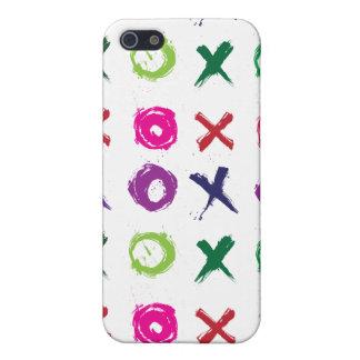 XoXo grunge iPhone 5 Fodraler