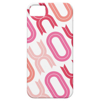 XOXO-kärlek och kyssvalentin fodral för iPhone 5 iPhone 5 Cases