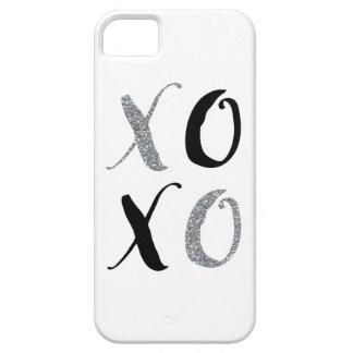 XOXO-kramar och kyssar iPhone 5 Fodraler