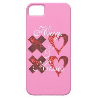 XOXO kramar och kysser rolig design iPhone 5 Hud