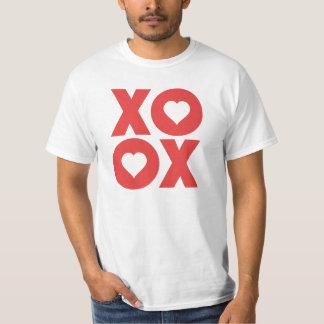 XOXO kramar och kysser valentin dag Tröja