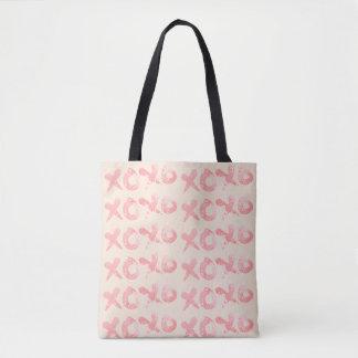 XOXO-rosor målar splatteren Tygkasse