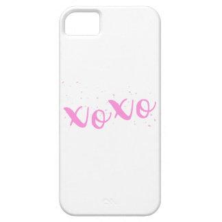 Xoxo-Rosor trendig iPhone 5 Fodral