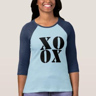 xoxokärlekvalentin t-skjorta för dag design tshirts