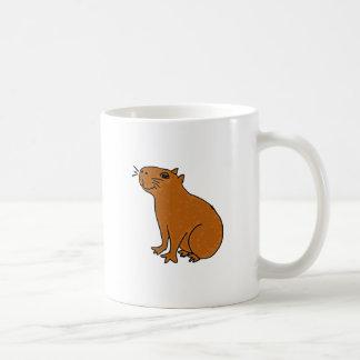 XX- Capybarakonst Kaffemugg