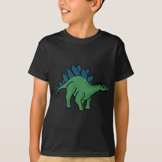 XX- StegosaurusDinosaurtecknad Tee