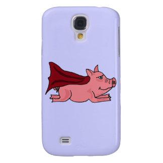 XX- toppen gristecknad för flyga Galaxy S4 Fodral
