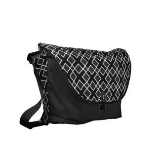 xxxx-budbärare hänger lös kurir väska