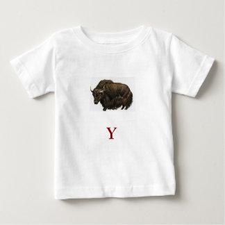 Y är för Yak Tee Shirt