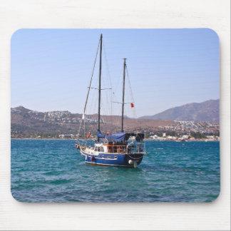 Yacht Mousepad Mus Mattor