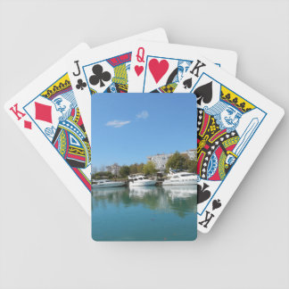 Yachter i Turkiet Spelkort