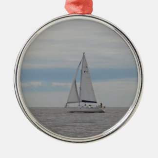 YachtSparrowgåvor Julgransprydnad Metall