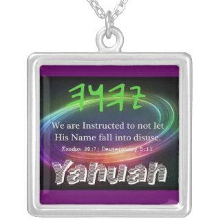 Yahuah halsband