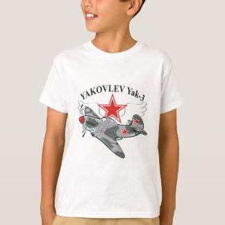yak-3 t-shirts