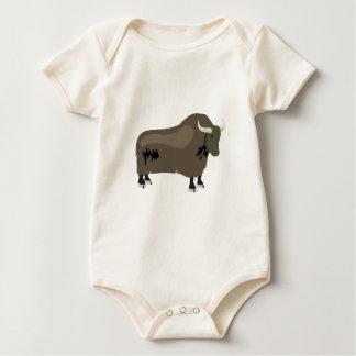 Yak Body För Baby