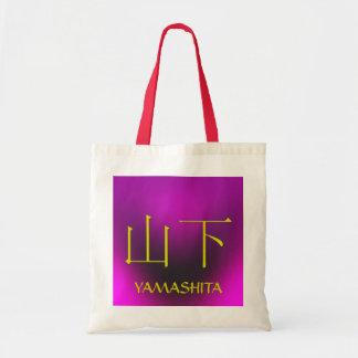Yamashita Monogram Tygkassar