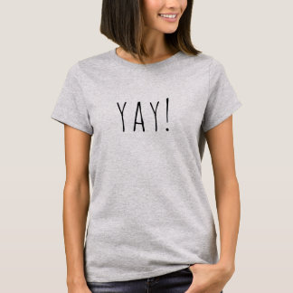 """YAY! ""Kvinna Hanes Nano T-tröja T Shirts"