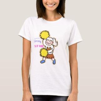 Yay mig! Cheertastic hejaklacksledare Tshirts