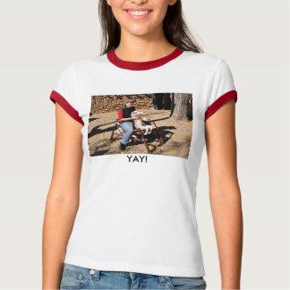 YAY! - Skräddarsy T-shirt