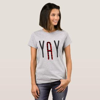 YAY-T-tröja Tee Shirts